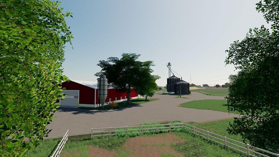 Сайт игры про веселую ферму