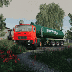 fs19 D-754 Truck Pack with garant trailer